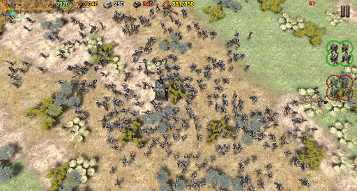 Shadow of the Empire: RTS screenshot 2