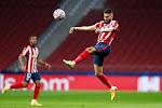 Yannick Carrasco wint met Atletico Madrid tegen Valencia