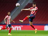 Atlético Madrid boekt kleine overwinning bij Granada met Carrasco in de basis