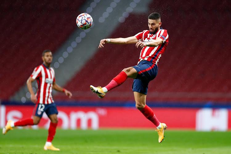 Le retour gagnant de Yannick Carrasco à l'Atlético Madrid