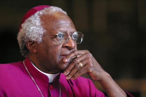 Archbishop Desmond Tutu. File photo.