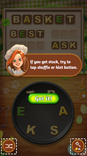 Word Cookies!® screenshot 3