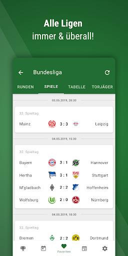 Toralarm Fussball Bundesliga News Und Ergebnisse Apps Bei