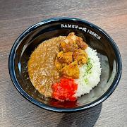 Japanese Style Chicken Karaage Curry