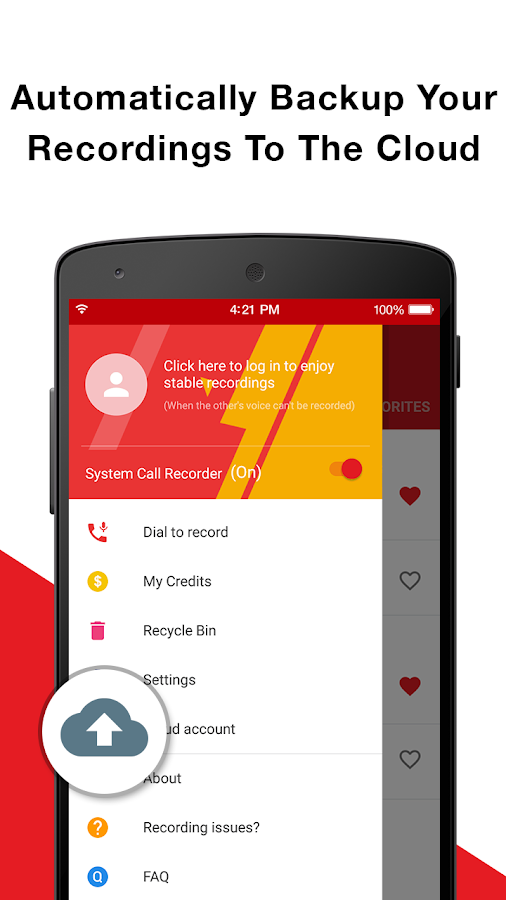 Auto Call Recorder : Automatic call recorder acr android apps on google play
