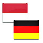 German Indonesian Dictionary icon