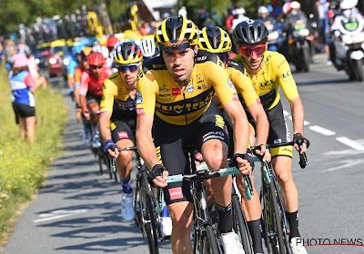 Tom Dumoulin zal tijdelijk stoppen met wielrennen