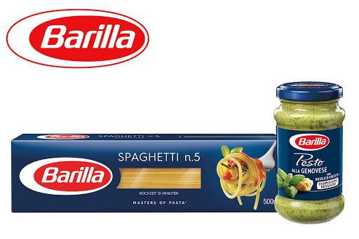 Bild für Cashback-Angebot: Barilla Spaghetti No. 5 & Pesto - Barilla