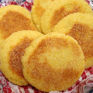 Moroccan Harcha Semolina Pan-Fried Flatbread Recipe