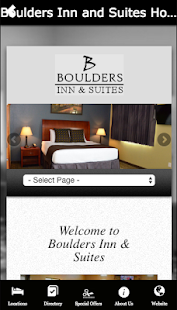 Boulders Inn and Suites Hotel- screenshot thumbnail