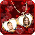 Photo Editor & Photo Frames: Love Locket Picture icon