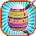 Easter Egg Painting– Kids Game icon