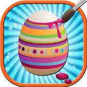 Easter Egg Painting– Kids Game