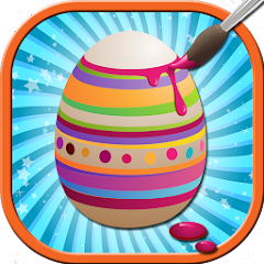 Easter Egg Painting– Kids Game extension