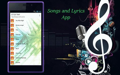 Lil Uzi Vert Top Songs &Lyrics 1.0 screenshots 3