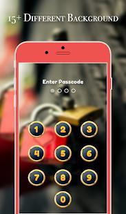 App Lock Theme - Love Lock - náhled