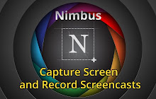 screen capture full web page or any part edit screenshots record screencasts record video from your screen