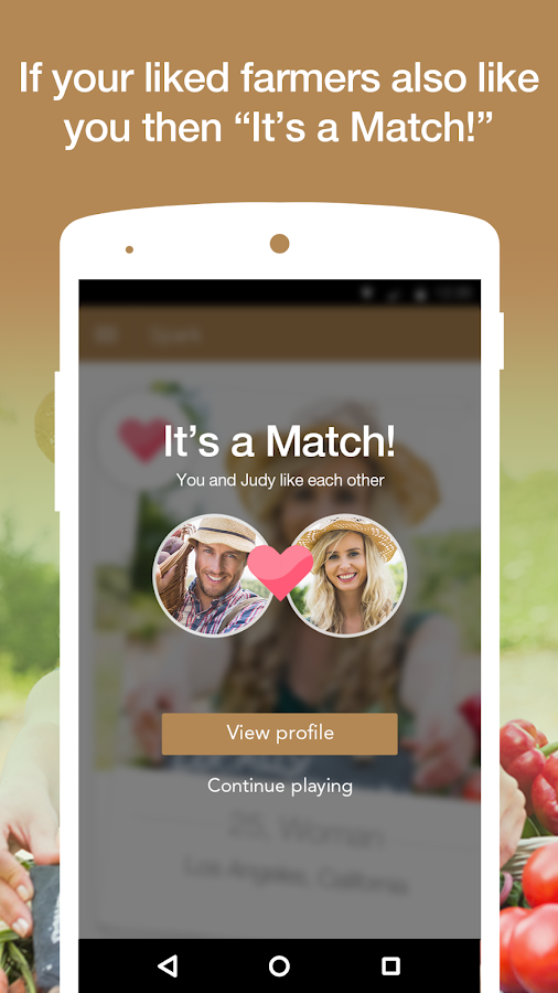 Farmers Match Online Dating App: Meet, Chat & Date- screenshot