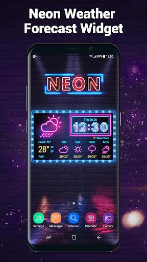 Sense Flip clock weather forecast 16.6.0.6243_50109 screenshots 1