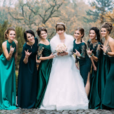 Wedding photographer Tatyana Moysh (my8d). Photo of 03.11.2017