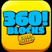 360! Blocks Gold