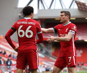 Liverpool s'en sort dans les arrêts de jeu face à Aston Villa !