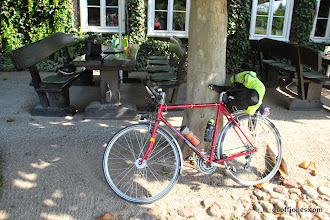 Photo: Bike resting...