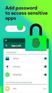 Kaspersky Mobile Antivirus: AppLock & Web Security 5
