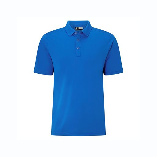 Callaway Hex Opti-stretch polo Blue