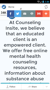 Counseling Insite- screenshot thumbnail