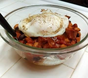 Spanish Egg Shakshuka