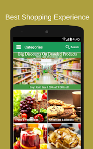Getfresho Supermarket raipur screenshot 0