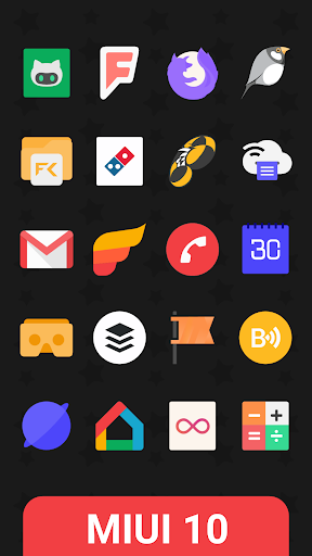 Download MIUI 10 - Icon Pack MOD APK 4