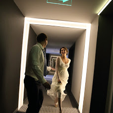Wedding photographer Artem Esaulkov (RomanticArt). Photo of 11.01.2019