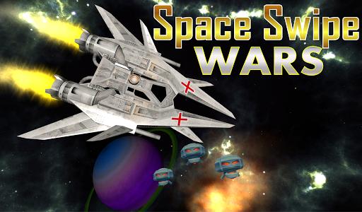 Space Swipe Wars 3D