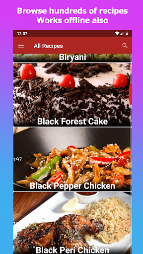 Pakistani Recipes in Urdu u0627u0631u062fu0648 V4.0.3 Screenshots 2