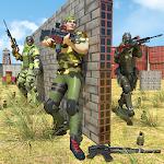 Sniper War Shooting Games Icon