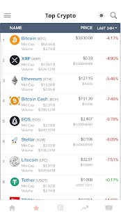 CSnews - Cryptocurrency news and tools Screenshot