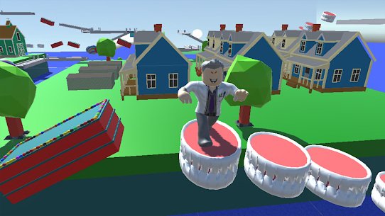 Escape the dentist obby and survive mod