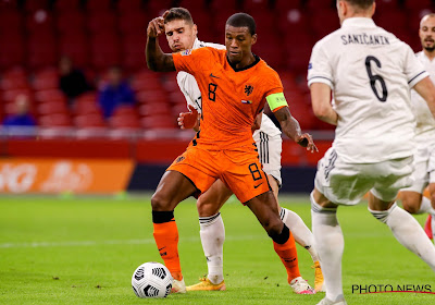 Nations League : Les Pays-Bas disposent facilement de la Bosnie