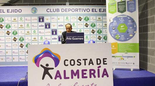 El Club Deportivo El Ejido afronta este domingo un partido más que importante