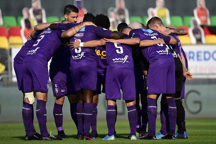"""La nouvelle recrue des Rats a ignoré l'offre d'un grand club turc: """"Laissez-moi grandir avec le Beerschot"""""""