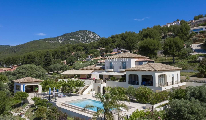 Maison avec piscine et terrasse Ollioules