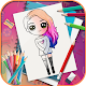 Learn to Draw Cute Chibi Celebrities Step by Step Download on Windows