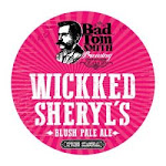 Bad Tom Smith Wickked Sheryl Blush Pale Ale