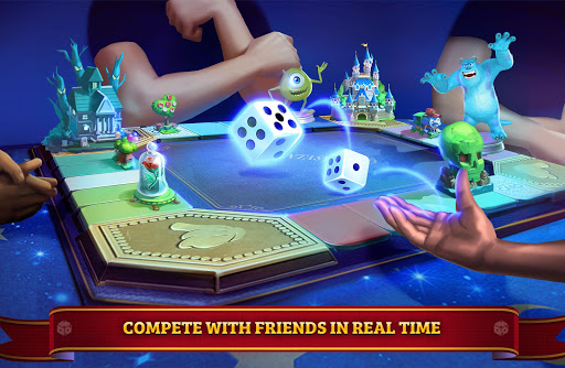 Disney Magical Dice : The Enchanted Board Game  {cheat|hack|gameplay|apk mod|resources generator} 2