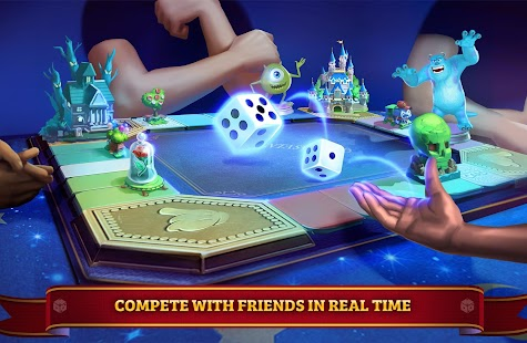 Disney Magical Dice : The Enchanted Board Game - náhled