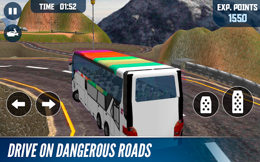 Offroad Bus Mountain Simulator 1.0 screenshots 4