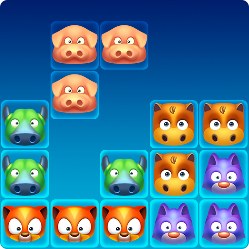 Animal Block Puzzle Icon