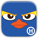 Athlete Penguin - Hurdle - icon